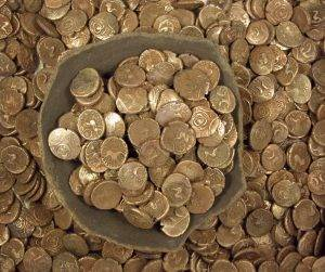Beginners Metal detecting hoard