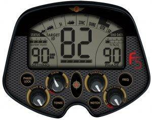 Fisher F5 Control Panel Review