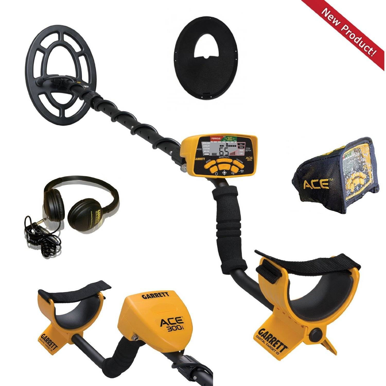 Garrett Euroace 350 Review Metal Detector Reviews