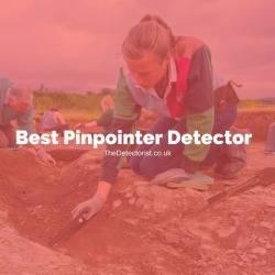 best pinpointer metal detector