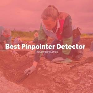 best pinpointer metal detector